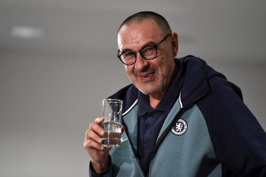 Chelsea coach Mauizio Sarri