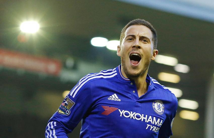 Eden Hazard. Picture by: Action Images
