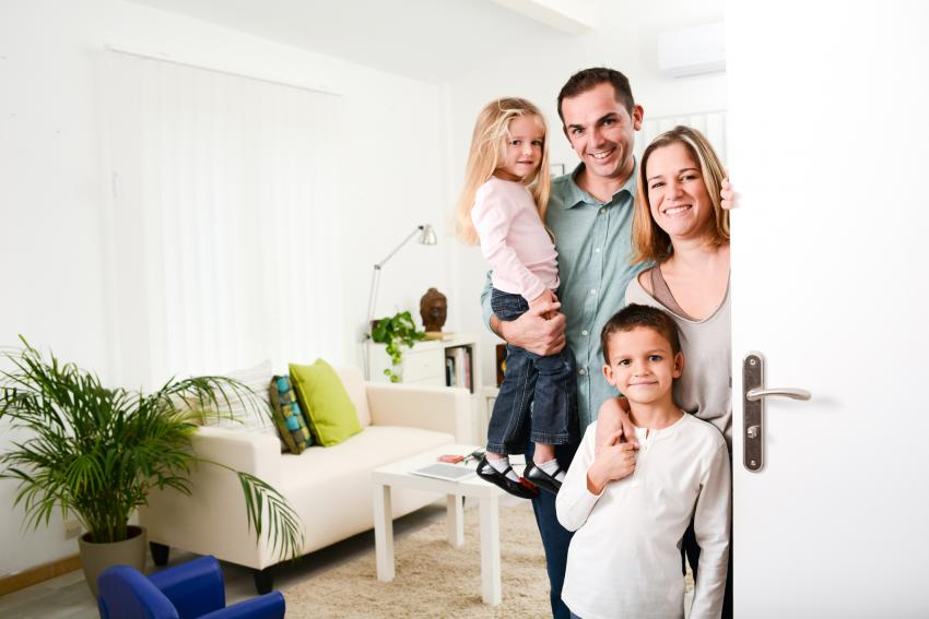 Efficiency through fairness relieves stress for families