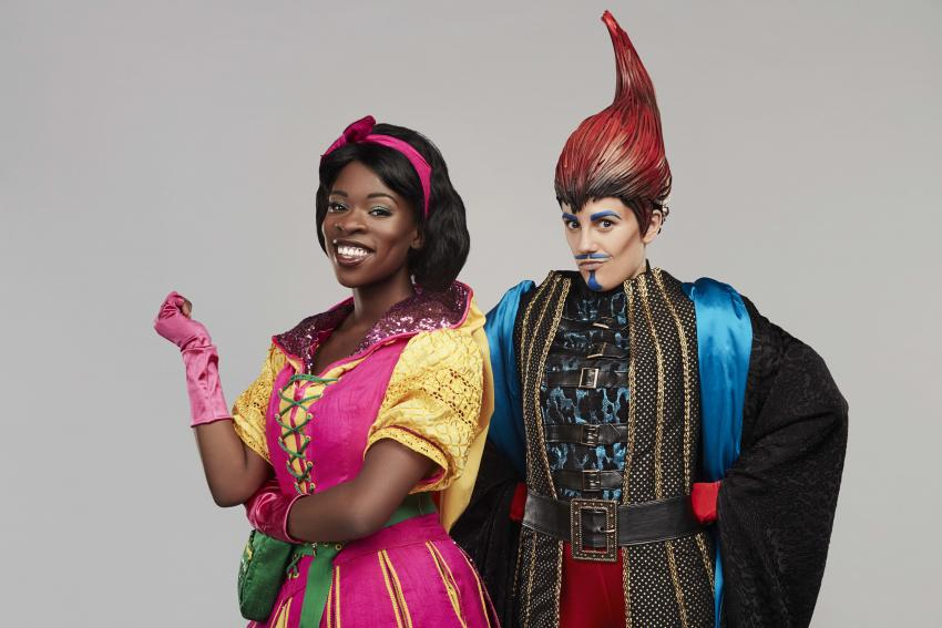 Panto stars announced for Jack and the Beanstalk at the Lyric | LBHF