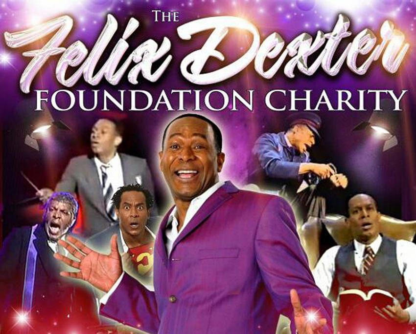 All funds raised will go to the Felix Dexter Charity and Memorial Foundation