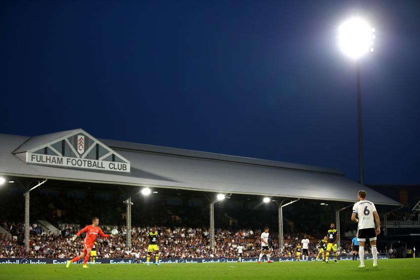 Fulham FC at Craven Cottage