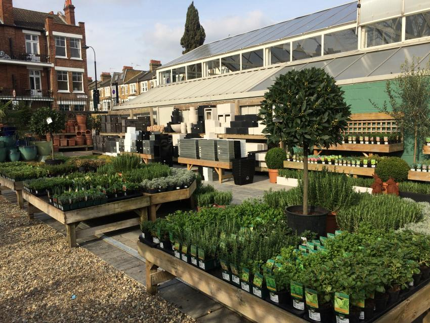 Fulham Palace Garden Centre Returns For Spring Launch