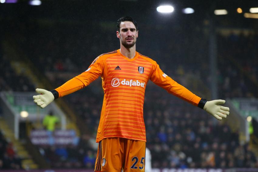 Sergio Rico of Fulham FC