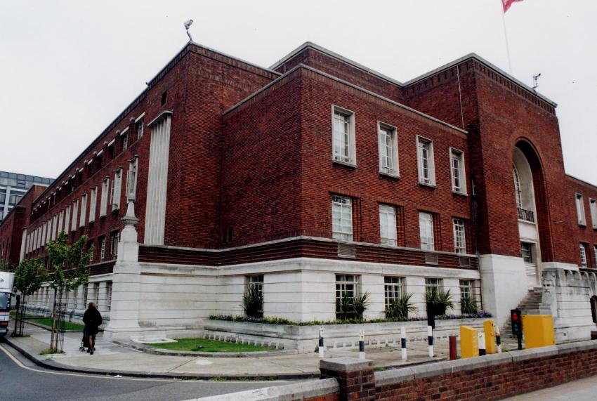 Hammersmith Town Hall