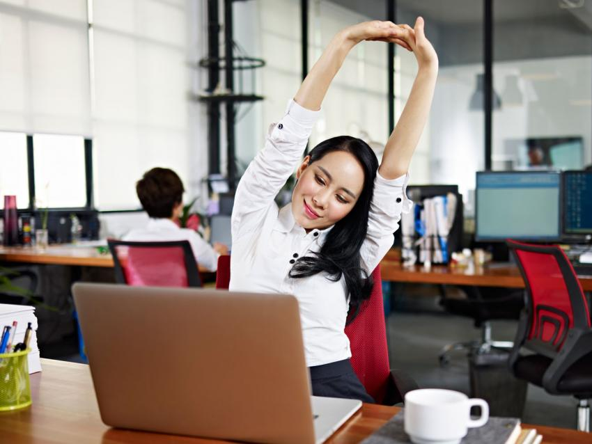 Do you want to improve productivity and health in your business ...