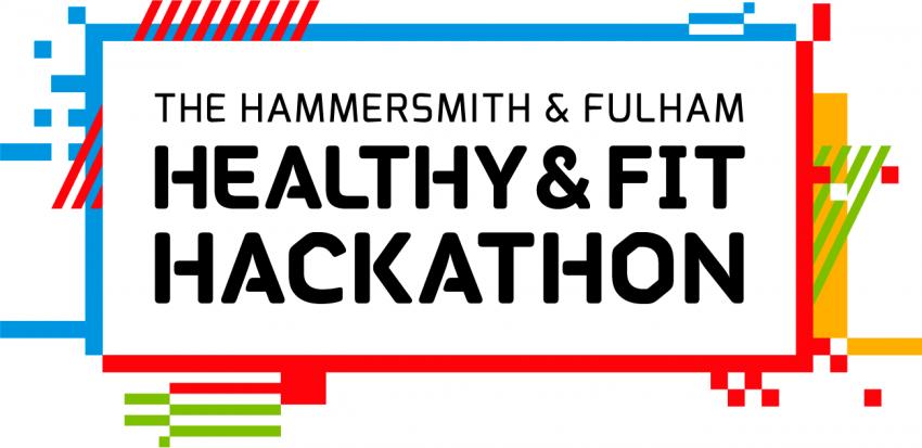 H&F Healthy & Fit Hackathon logo