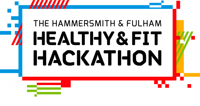H&F Healthy & Fit Hackathon logo