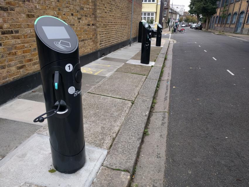 We Ve Put An Electric Vehicle Charging Point Near Every Home