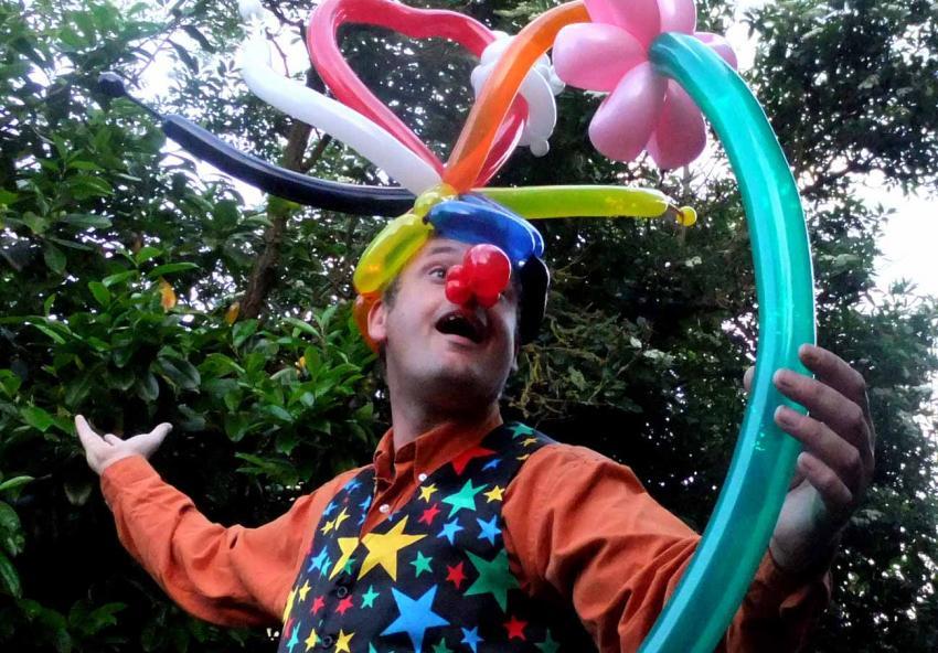 Justo the Clown