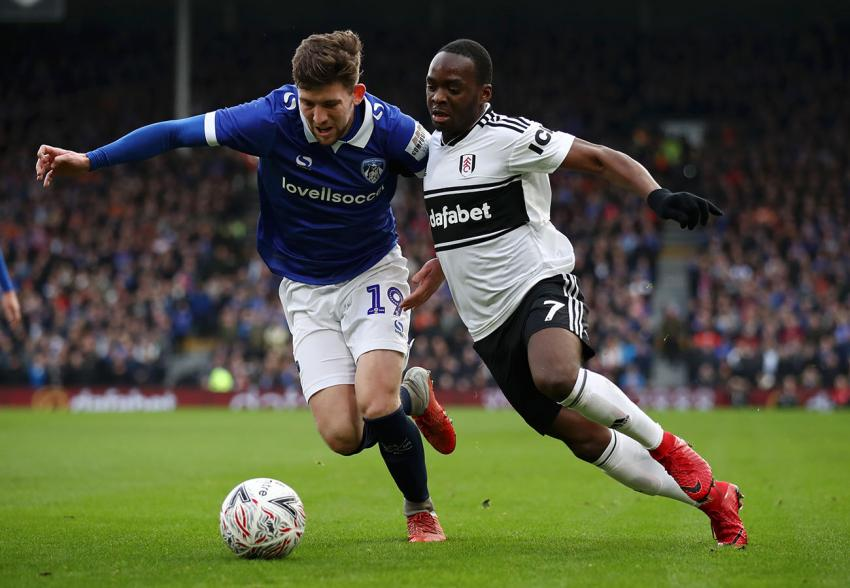 Fulham v Oldham Athletic 6 Jane 2019