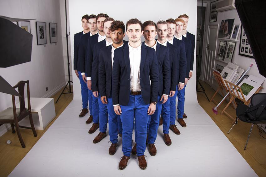 Male a cappella group All the King's Men