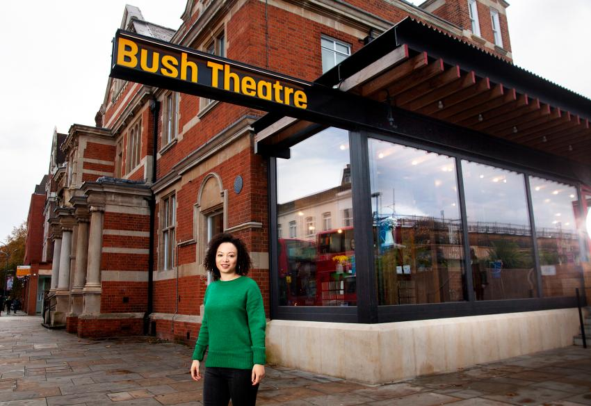 New Bush Theatre artistic director Lynette Linton