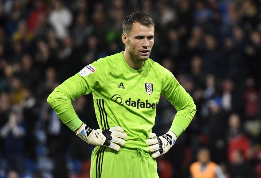 Marcus Bettinelli reacts