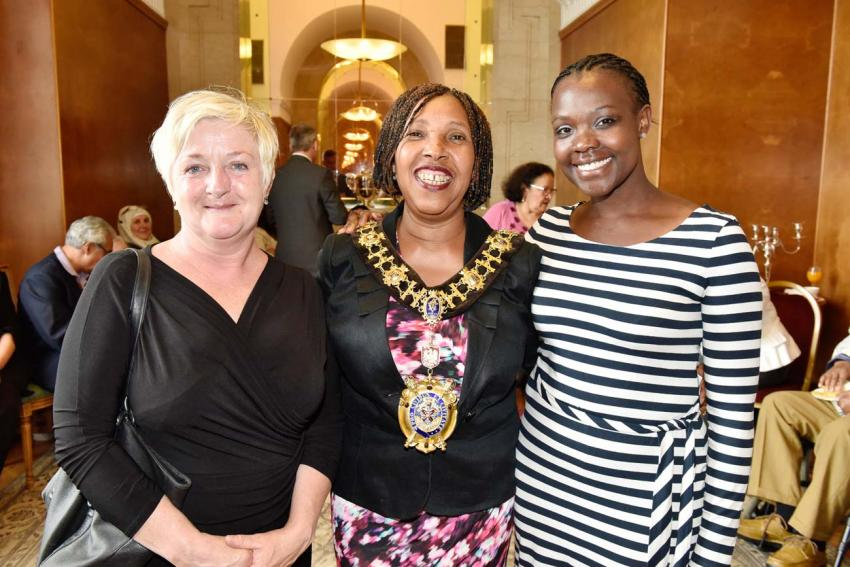 Carers from H&F were praised by the Mayor