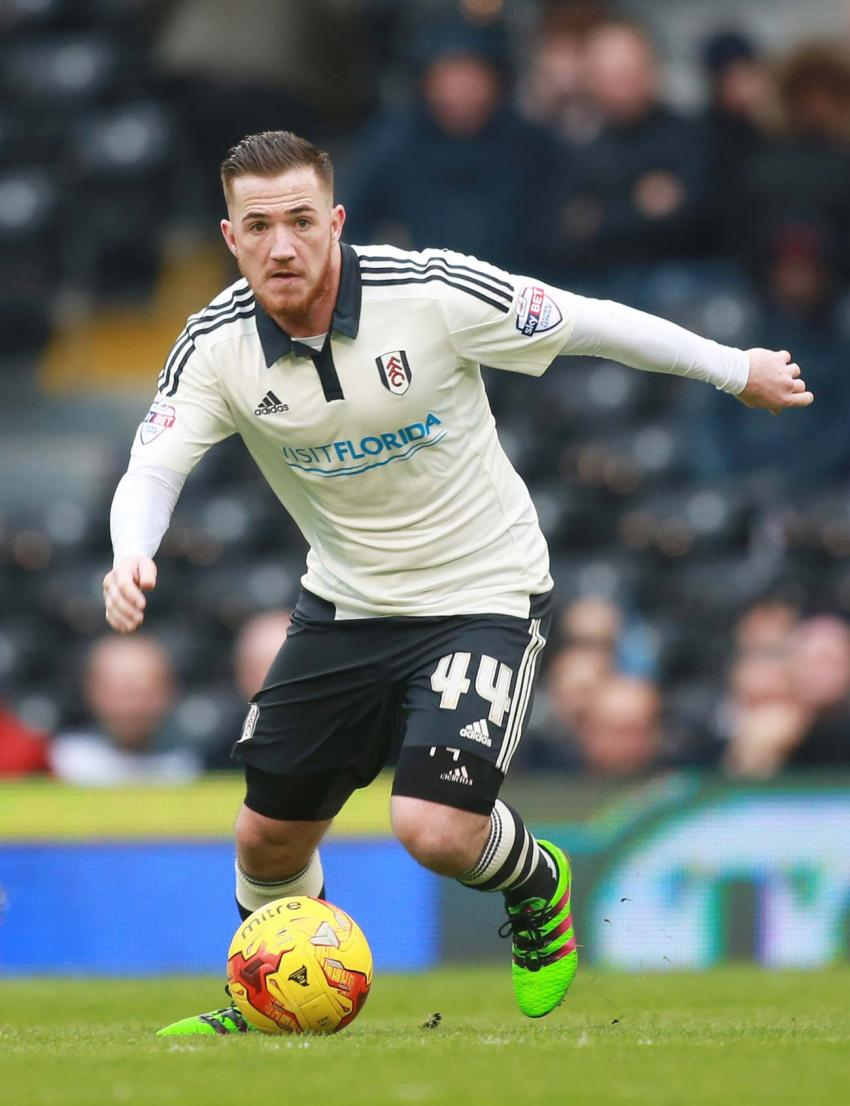 Fulham's Ross McCormack. Picture: Action Images