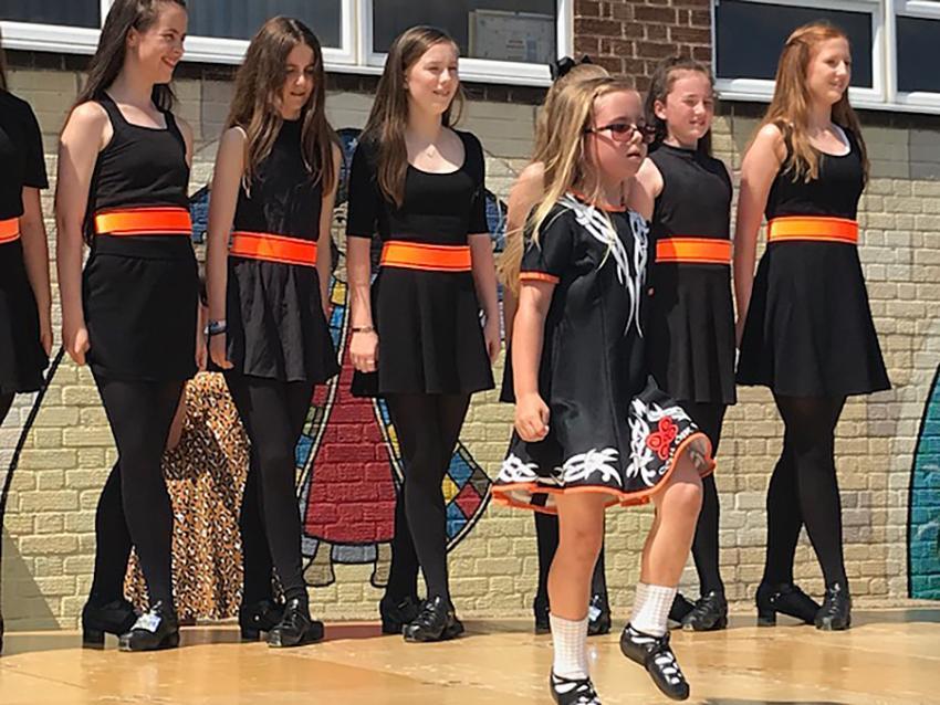 Scoil Rince Ceim Oir dance school