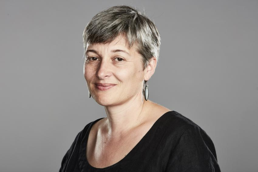 Sian Alexander, Executive Director of the Lyric Hammersmith Theatre