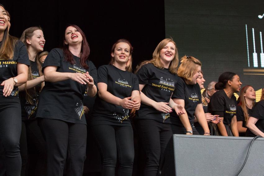 West End Musical Choir