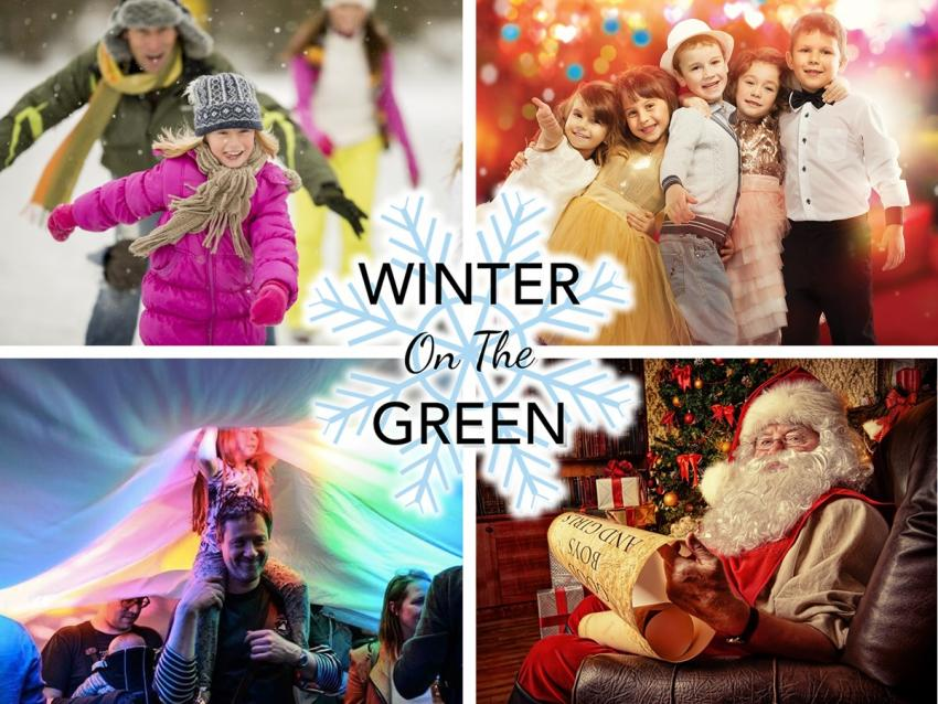 Green family fun festival takes place at Parsons Green from the 16-18 December