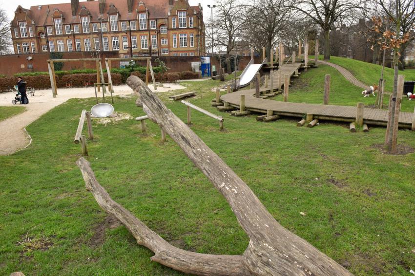 William-Parnell-Park