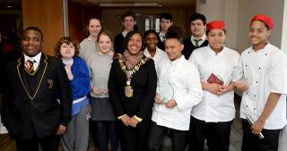 Young Chef of the Year 2016 competitors