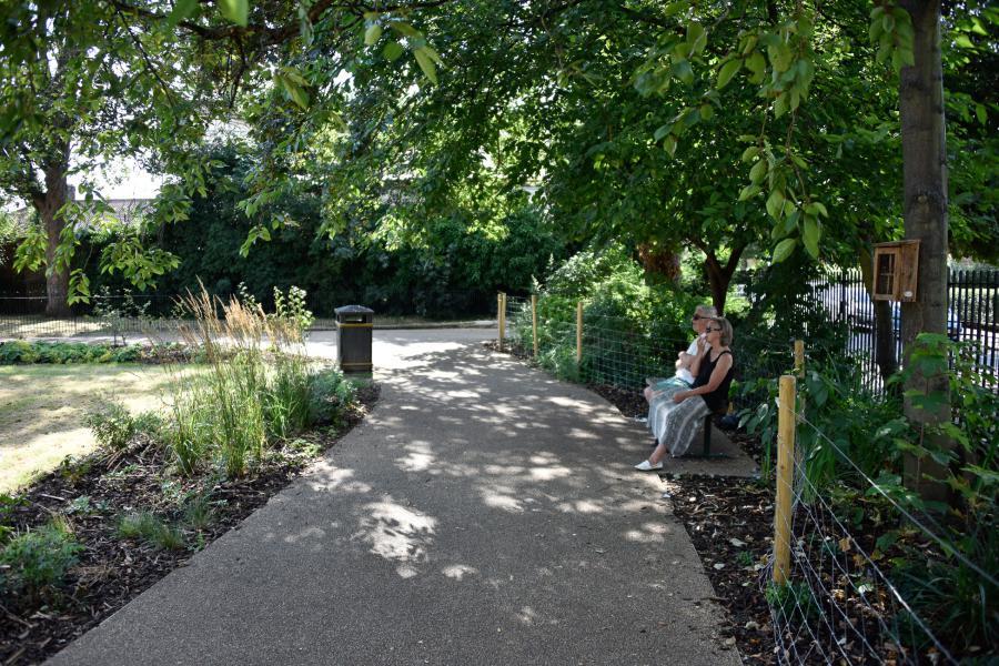 Wormholt Park 2