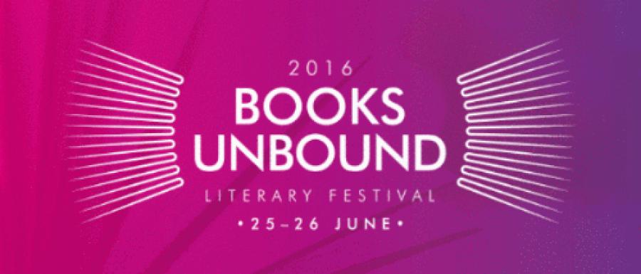 Books Unbound logo