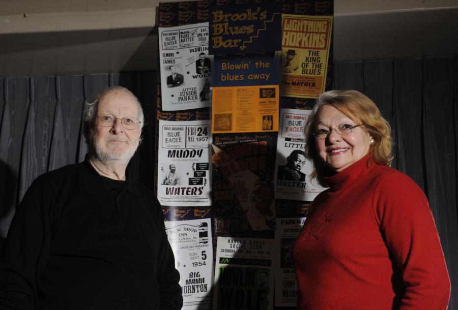 Ann Rosenberg and Tony Bell