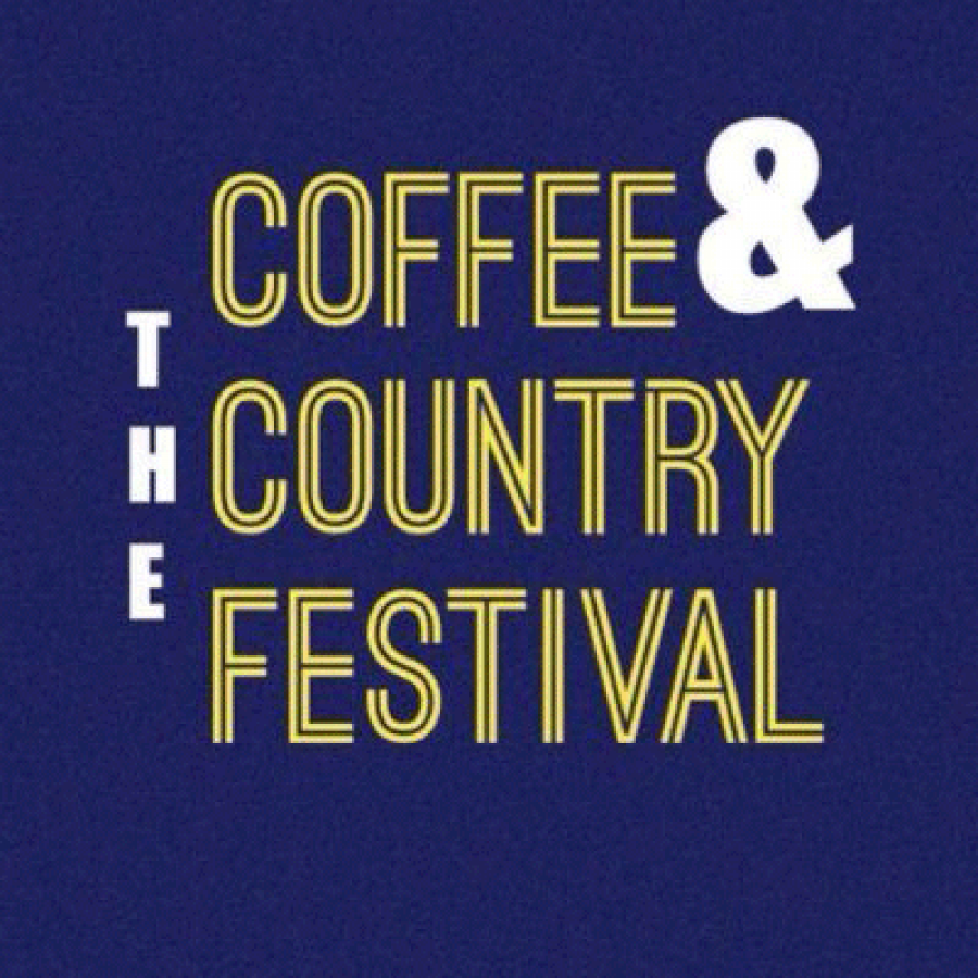 The Coffee & Country Festival logo