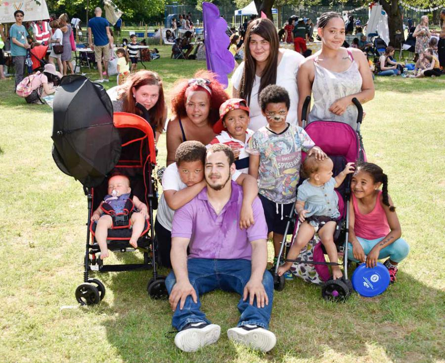 Fun for all the family at the W12 Festival