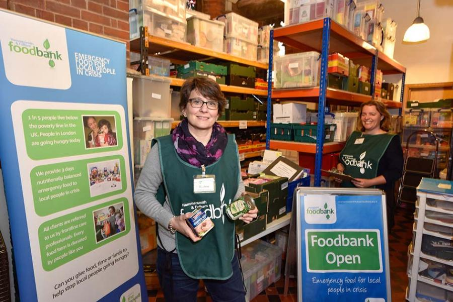 Daphine and the team need your help to keep the shelves full