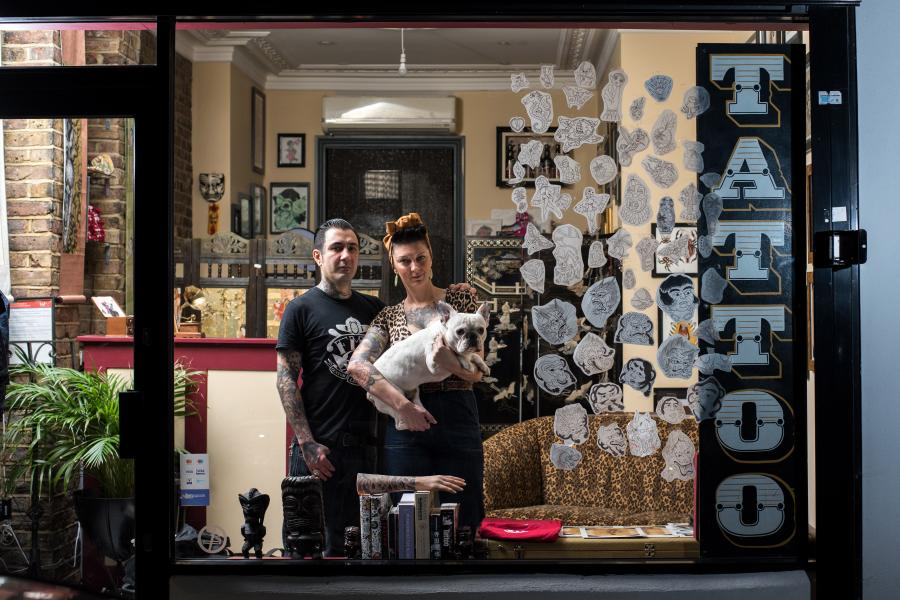 Forevermore Tattoo's Askew Road studio