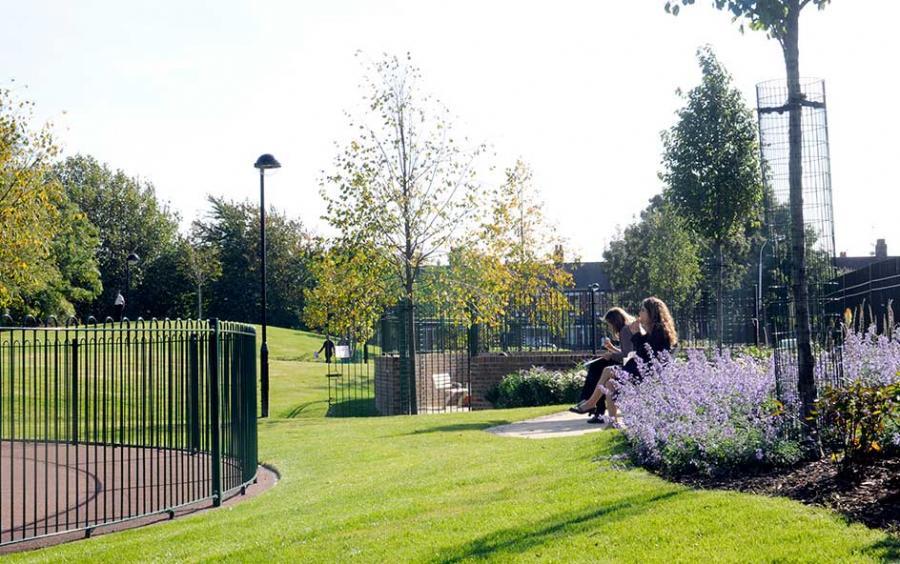 Frank Banfield Park 2