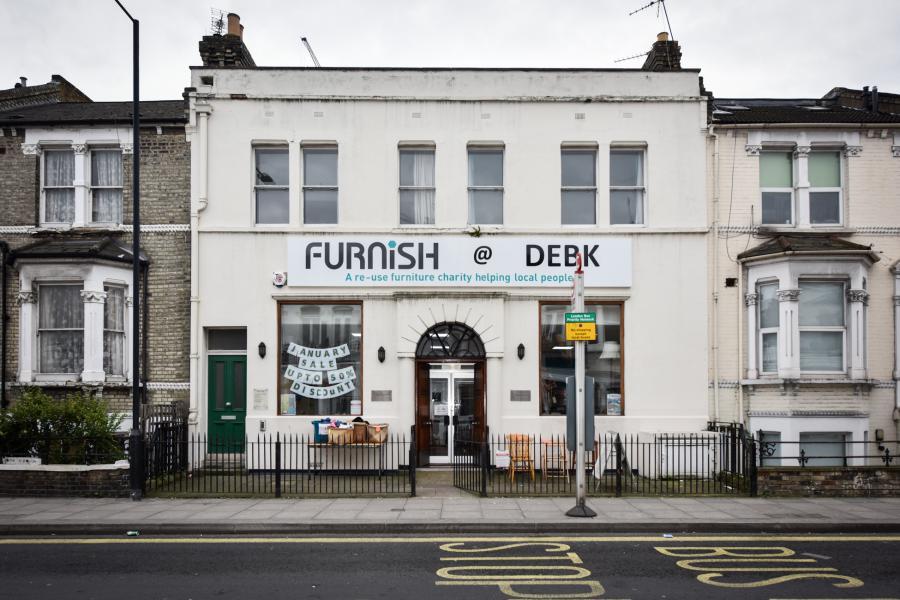 Furnish shop