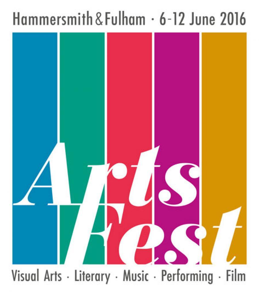HF ArtsFest logo