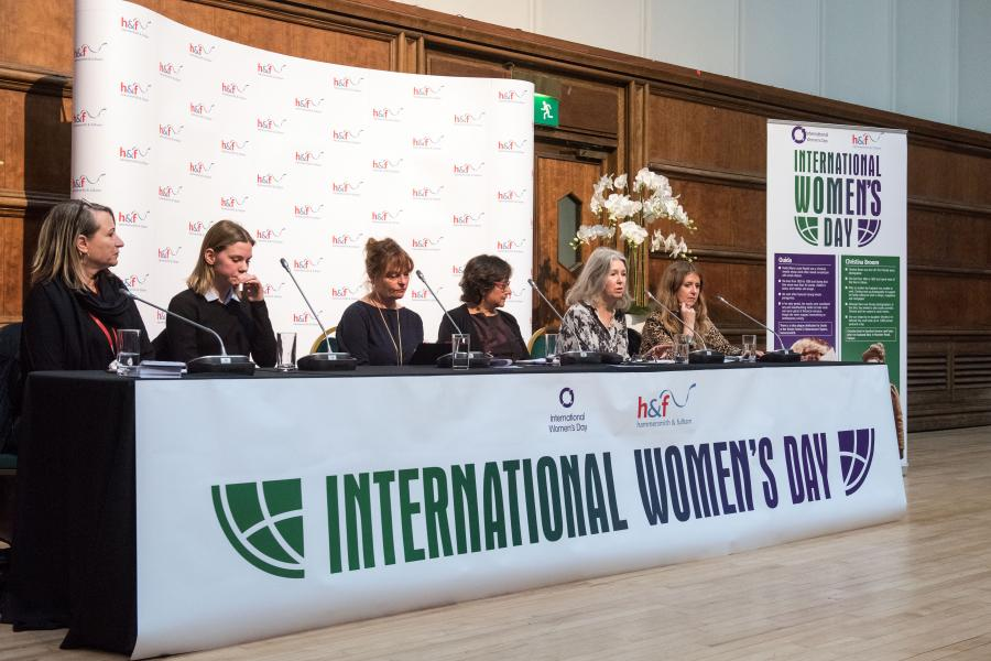 H&F Council's International Women's Day panel