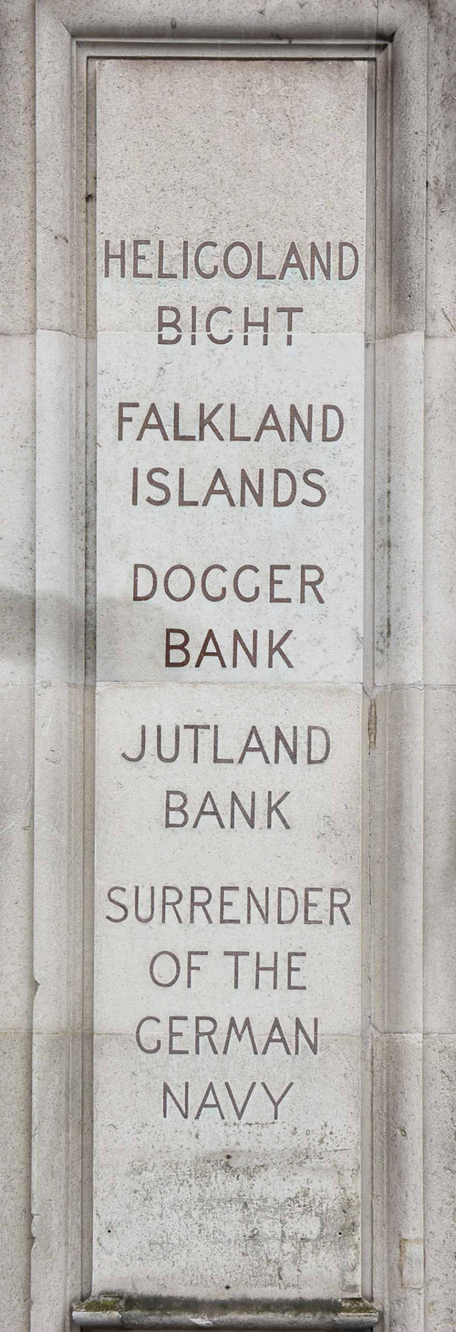 Nearly 9,000 seamen lost their lives during the Battle of Jutland