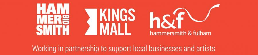 Made in H&F: supported by Hammersmith Bid, Kings Mall and H&F Council