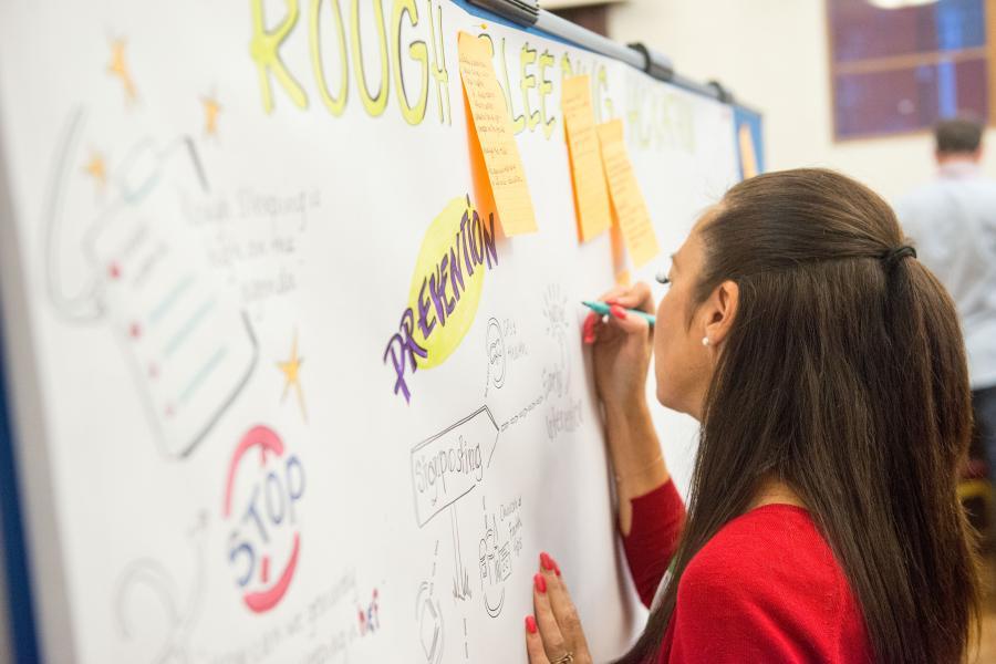 H&F #EndRoughSleeping Hackathon ideas