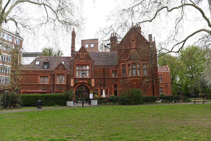 The old St Paul's School High House
