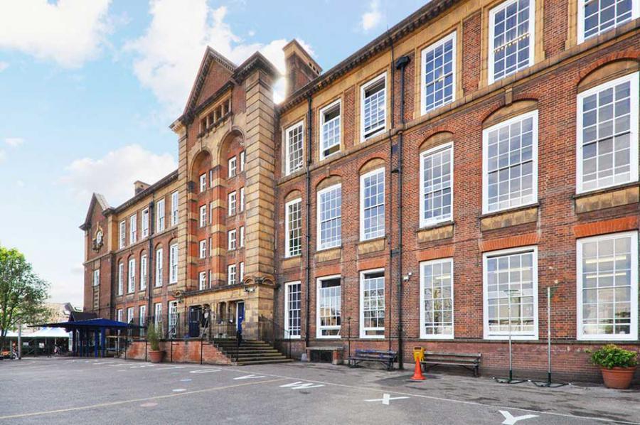 Queen's Manor School Primary School