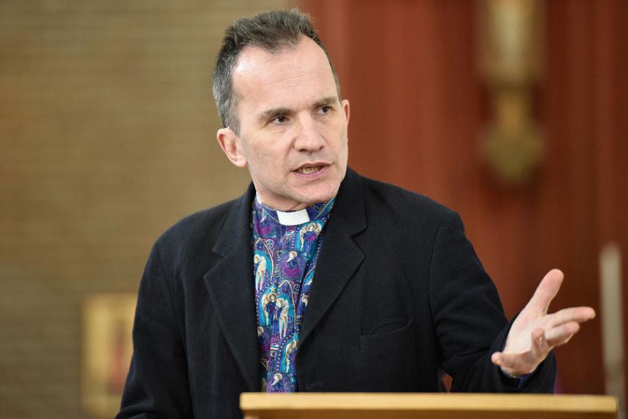 Rev Bob Mayo