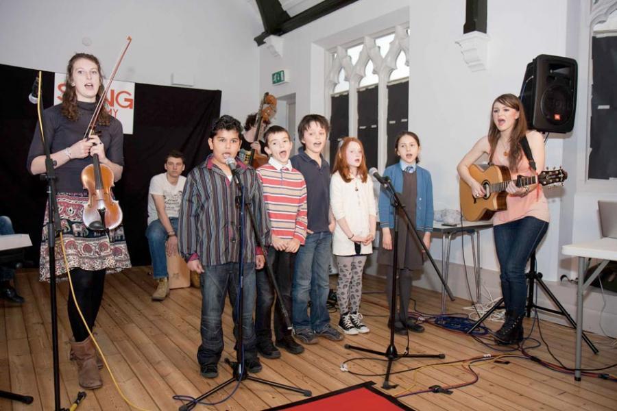 Song Academy class in Brook Green