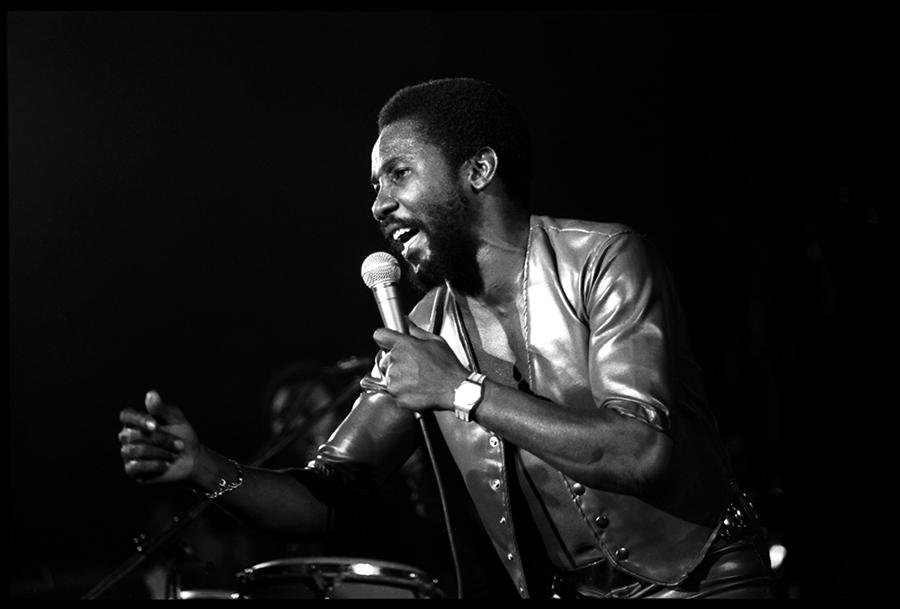 "Toots and the Maytals lead singer Frederick ""Toots"" Hibbert"