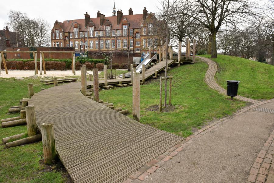 William Parnell Park
