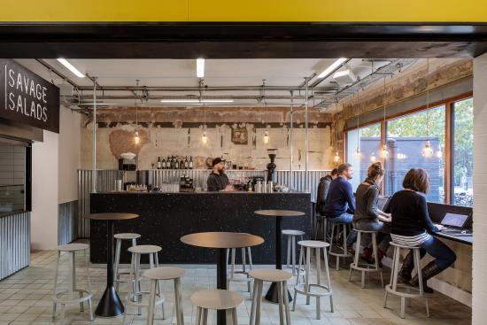 Elephant West cafe and bar