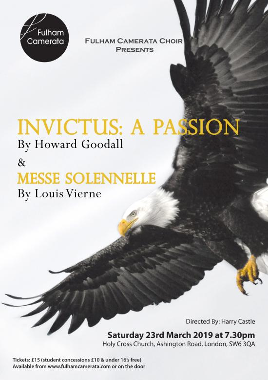 Invictus: A Passion poster