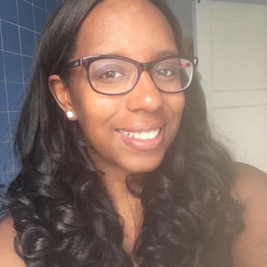 Hammersmith resident and local entrepreneur Keisha Morgan