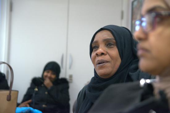 Somali resident